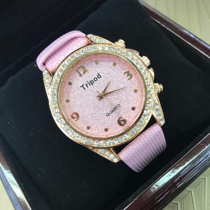 harga Tripod t01 pink Tokopedia.com