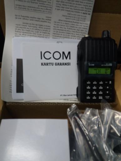 Jual JUAL HT ICOM V80 VHF WARRANTY RESMI ICOM - Jakarta Barat - FR COM |  Tokopedia