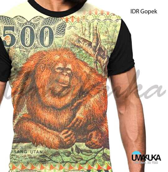 Jual Kaos 3d Original Baju Tshirt Kaos Distro Kaos 3d Gambar