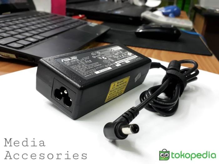 harga Adaptor charger laptop original asus x45 x45a x45u x45vd x45c 19v 3.42 Tokopedia.com