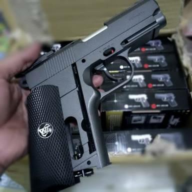 Berita Khatulistiwa: 41+ Harga Airsoft Gun Colt Defender