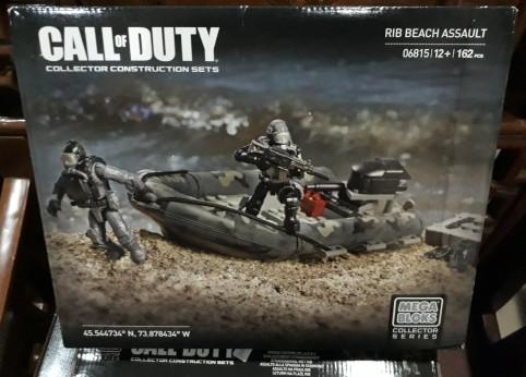harga Mega bloks construx - call of duty - rib beach assault Tokopedia.com