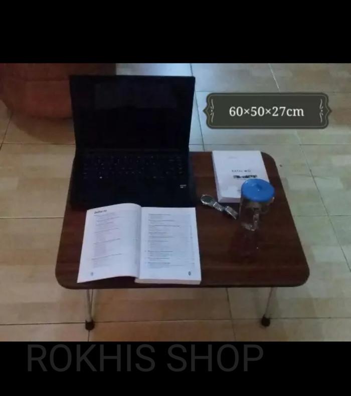 harga Meja laptop/meja belajar /meja lipat /meja cafe Tokopedia.com