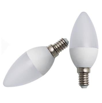 harga Lampu led bulb candle jantung hias lilin e14 putih 3w white 3 w Tokopedia.com