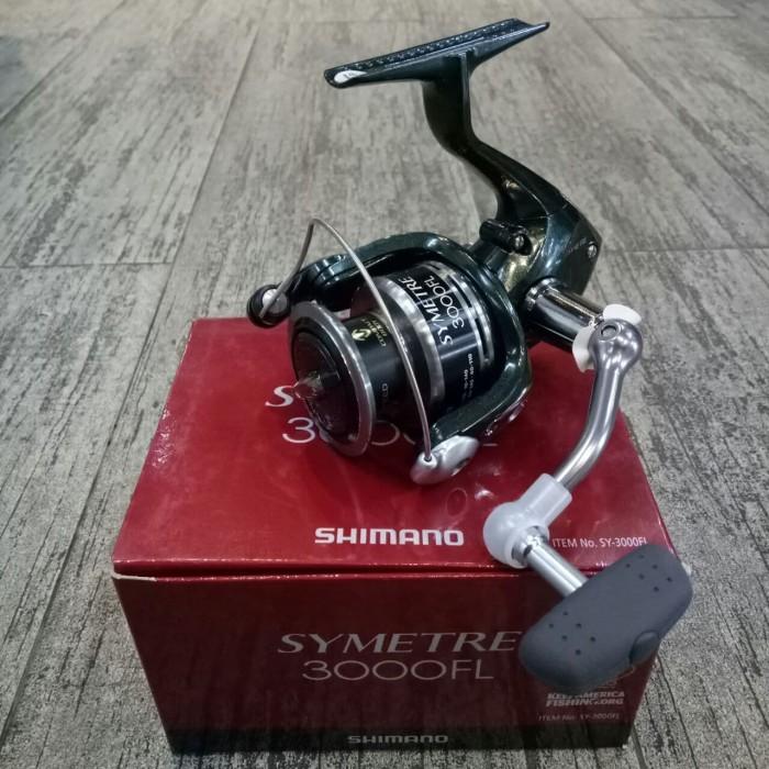 harga Reel pancing shimano symetre 14 3000fl 4+1bb/ball bearing Tokopedia.com
