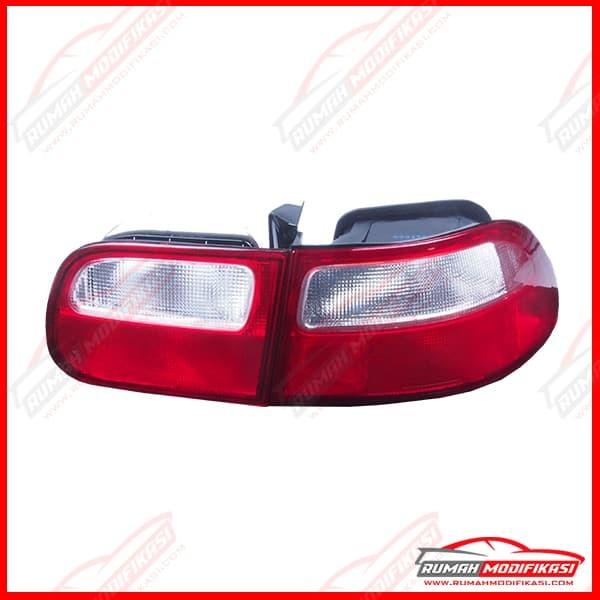 harga Stop lamp - honda civic estilo 1992-1995 - red clear - sonar Tokopedia.com
