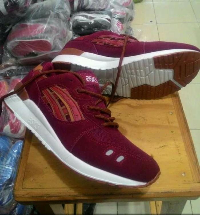Sneaker Sepatu Asics Kota Lyte novianie lll Jogging Gel Tangerang shopTokopedia Runing Jual jL4R35A