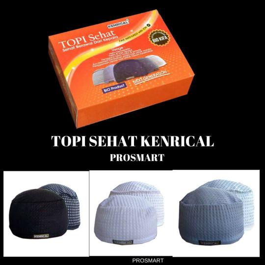 Jual Topi Sehat Kenrical - prosmart  5fae649871