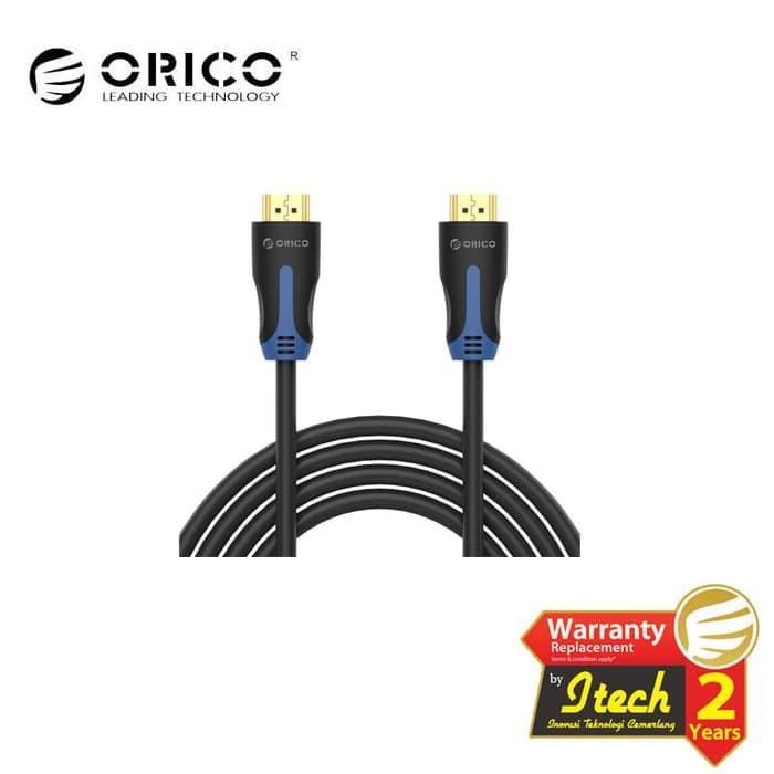 harga Orico hm14-20 gold-plated connectors hdmi hdtv cable Tokopedia.com