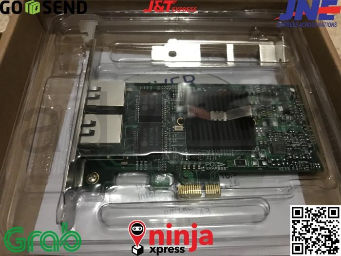 Jual Lan Card Intel 1000 Dual Port Gigabit Pci Express Pcie x1 i82576EB -  Jakarta Utara - advantz | Tokopedia