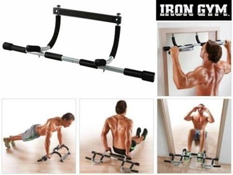 ... harga Fitnez. iron gym alat fitnes chinning   pull up bar   sit up   a697ab78e0