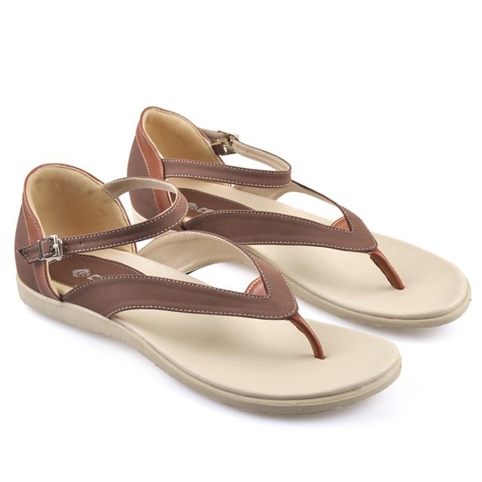 harga Murah  rsiwc 870 sandal tali flat sandals sandal casual wanita Tokopedia.com