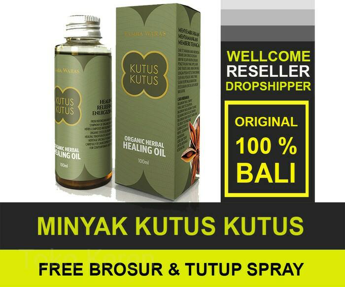 Minyak Kutus Kutus Cari Reseller,Agen MKK Original Asli Bali,Gianyar Palembang