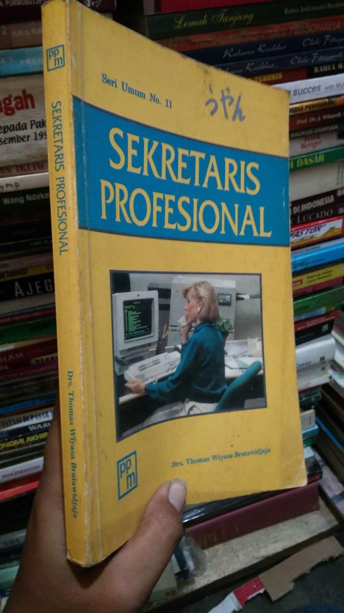 Jual Sekretaris Profesional Jakarta Pusat Nil BookStore