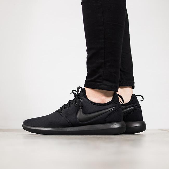 b99bb1e5ec58 Jual Sepatu Nike Roshe Two Full black Premium   Running Shoes ...