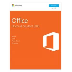 Microsoft office student 2016 diskless