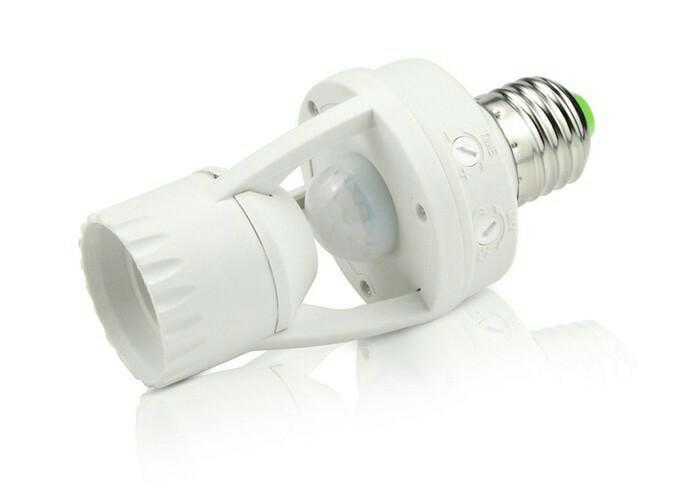 harga Fitting lampu otomatis sensor gerak cahaya pir infrared motion sensor Tokopedia.com