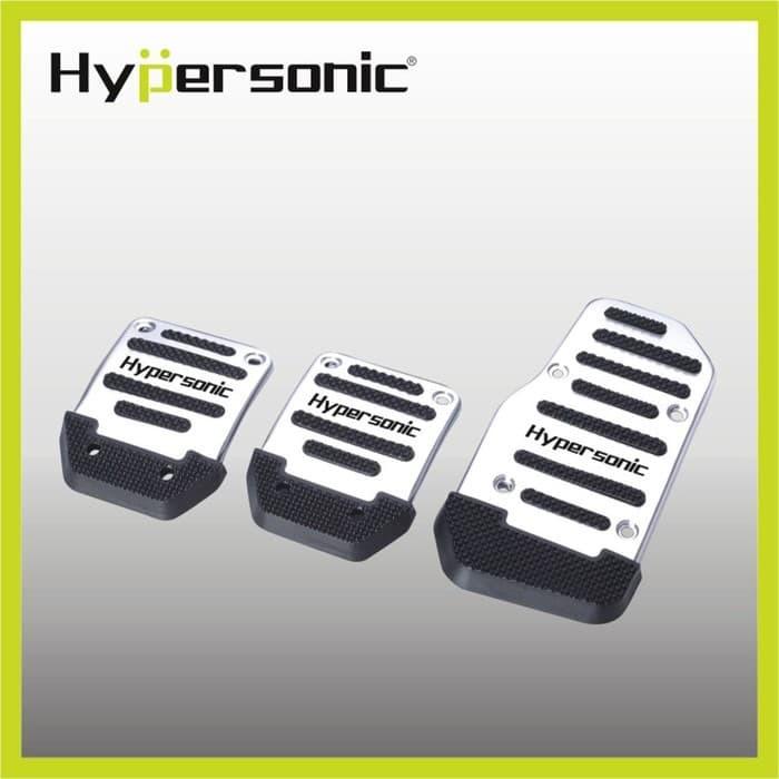 harga Original hypersonic set cover pedal kopling mobil 3 pcs Tokopedia.com
