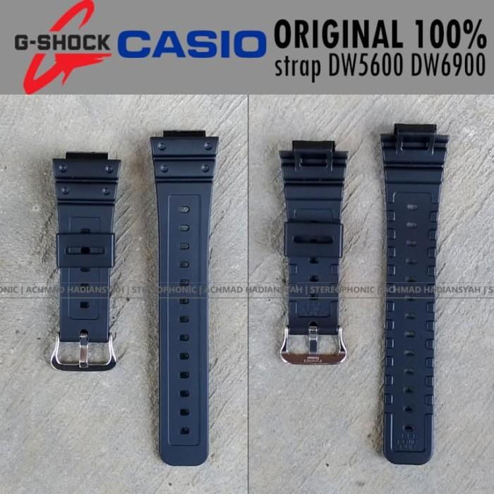 harga Original casio gshock strap dw5600bb strap dw6900 casio dw5600 dw 6900 Tokopedia.com