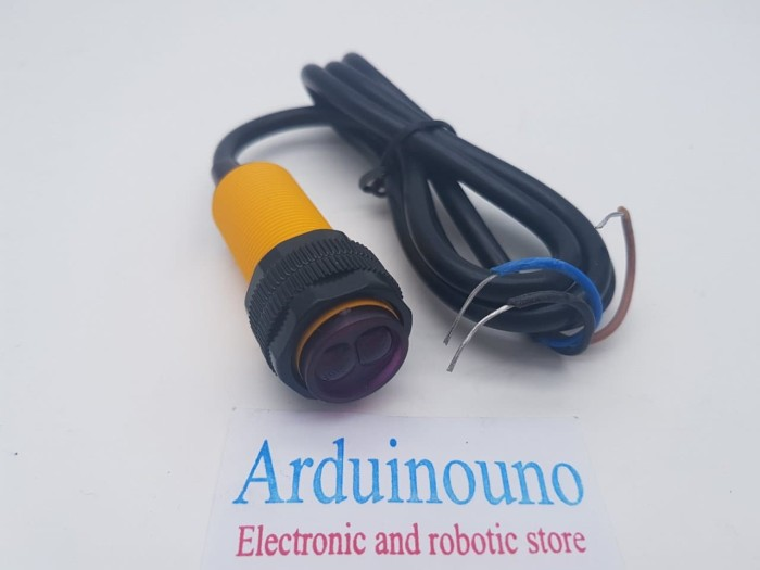 Foto Produk E18-D80NK 3-80cm Infrared Distance Sensor range sensor adjustable dari arduinouno
