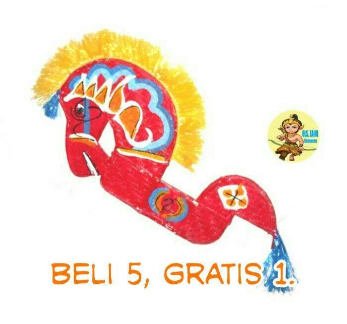harga Terlaris kuda lumping untuk anak sd (promo: beli 6, gratis 1) Tokopedia.com