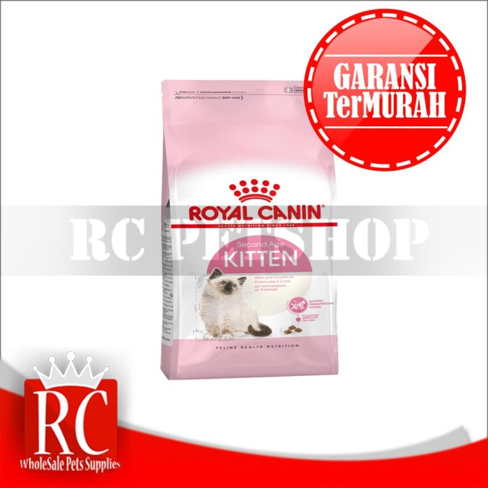 Cat food / makanan kucing royal canin kitten 36 4 kg