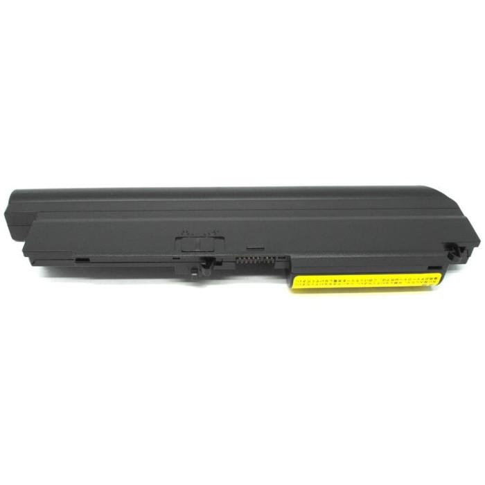 Jual Baterai Lenovo Thinkpad R400 R61 T400 T61 14 - Black ...