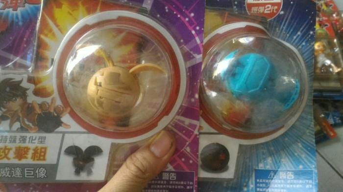 harga Mainan bakugan isi 1 Tokopedia.com