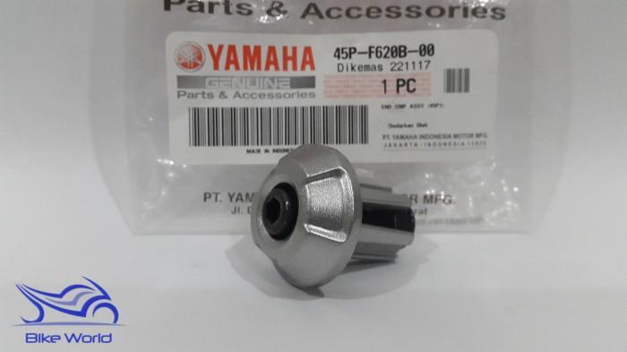 harga Jalu stang / end grip byson 45p-f620b-00 yamaha genuine parts Tokopedia.com