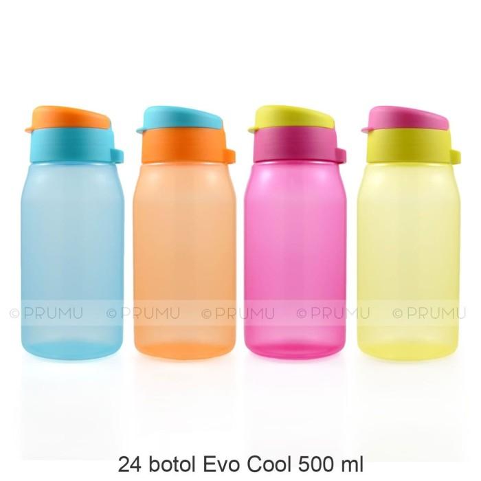harga Grosir botol minum 500 ml - botol minum anak - souvenir ultah evo cool Tokopedia.com