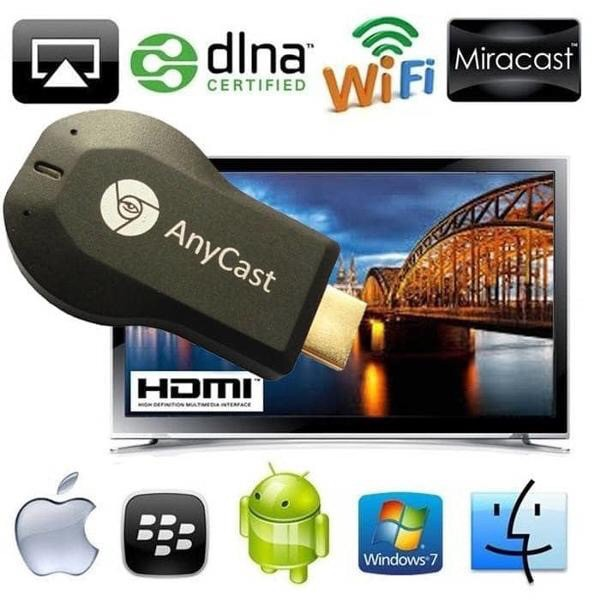harga Anycast dongle miracast hdmi miror screen chromecast for android apple Tokopedia.com