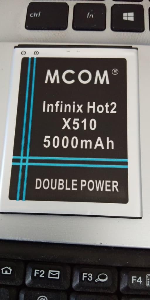 harga Batery baterai batre battre batere bl22bx infinix hot 2 hot2 x510 Tokopedia.com