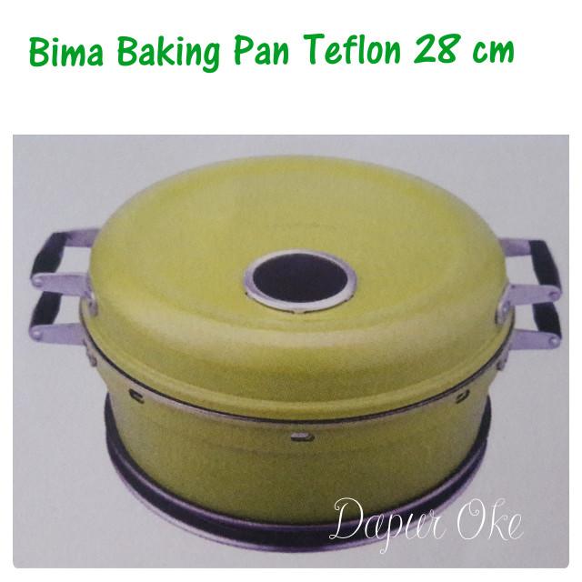 harga Bima baking pan teflon 28 cm /8 telur Tokopedia.com