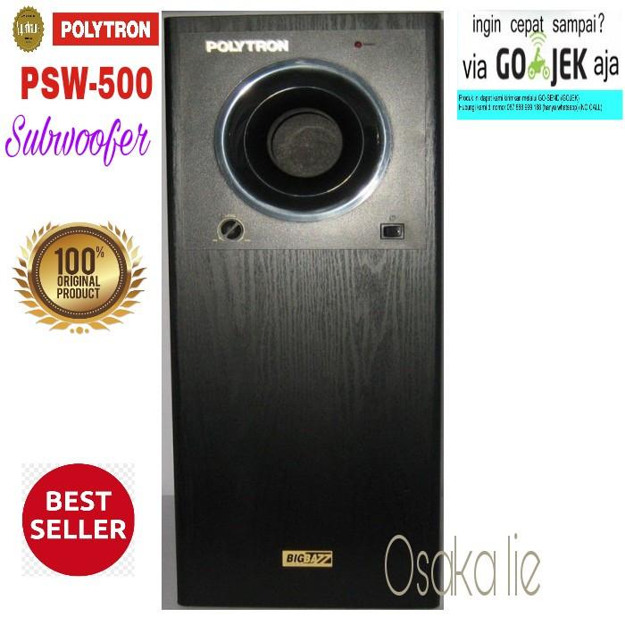 harga Polytron subwoofer psw-500 Tokopedia.com