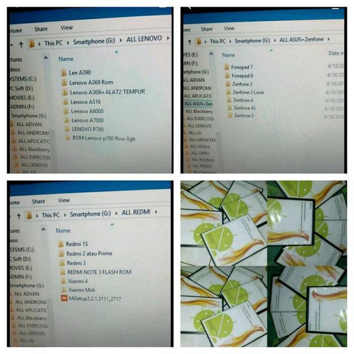 Jual Tool Service Android (16 dvd) Firmware - Kota Pekalongan - alie-gadget  | Tokopedia