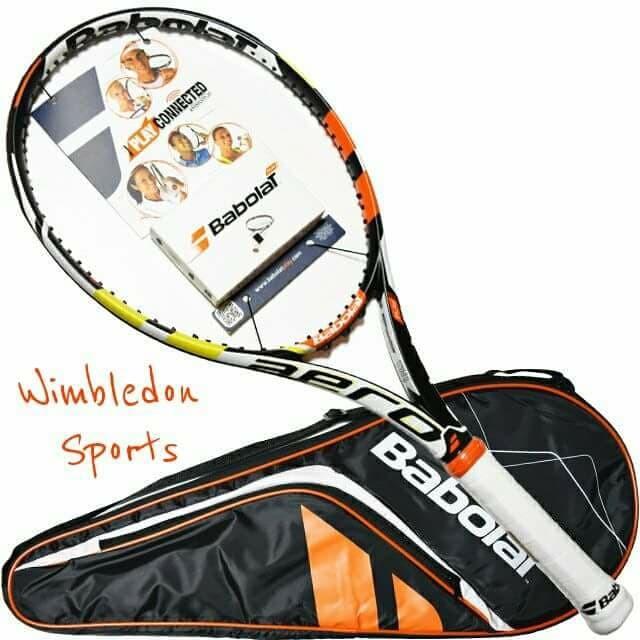 harga Exclusive! raket tenis babolat aero nadal/ raket aero pro drive play Tokopedia.com