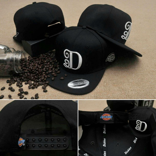harga Topi snapback dickies original import  dickies cap original  import hat Tokopedia.com 10ac0ae3f2