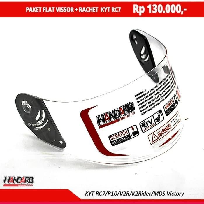 harga Kaca helm visor flat kyt rc seven r10 k2 rider v2r mds victory a Tokopedia.com