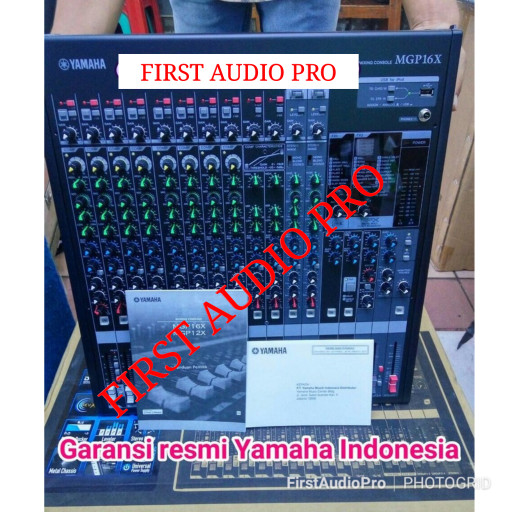 harga Mixer yamaha mgp 16x / mgp16x ( 16 channel ) original Tokopedia.com