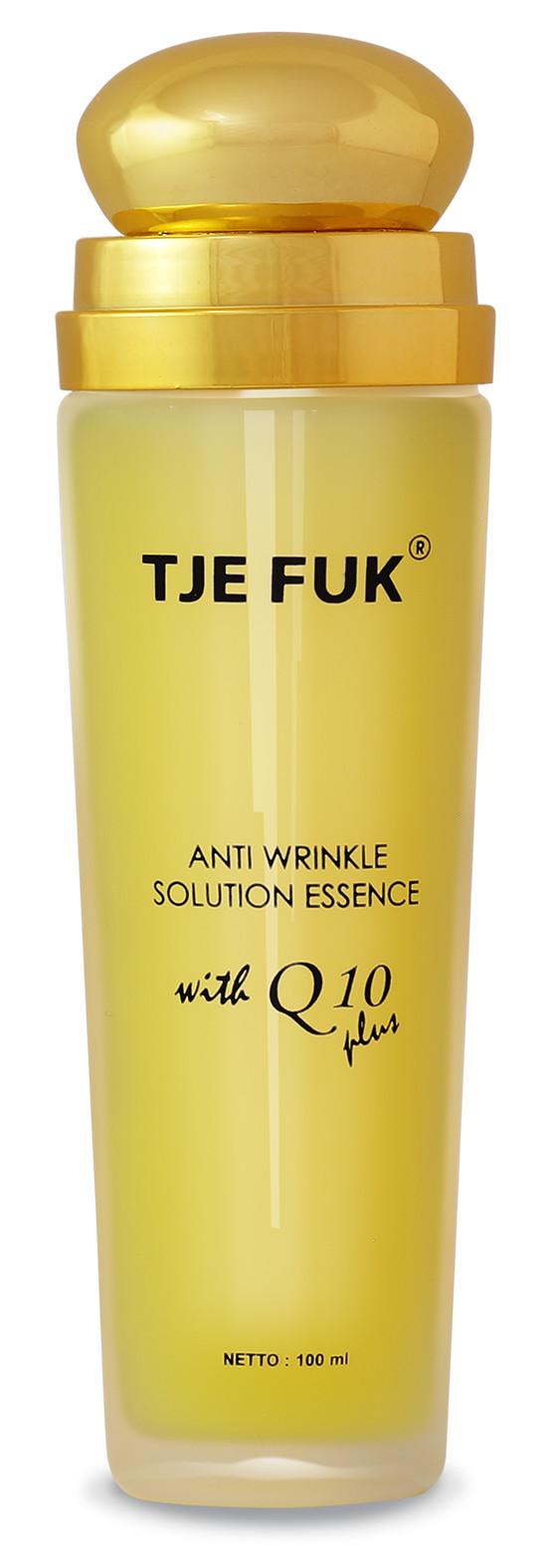 Beli Tje Fuk Wrinkle Essence Anti Aging Q10 Harga Rp 260000 Night Cream Whitening Original