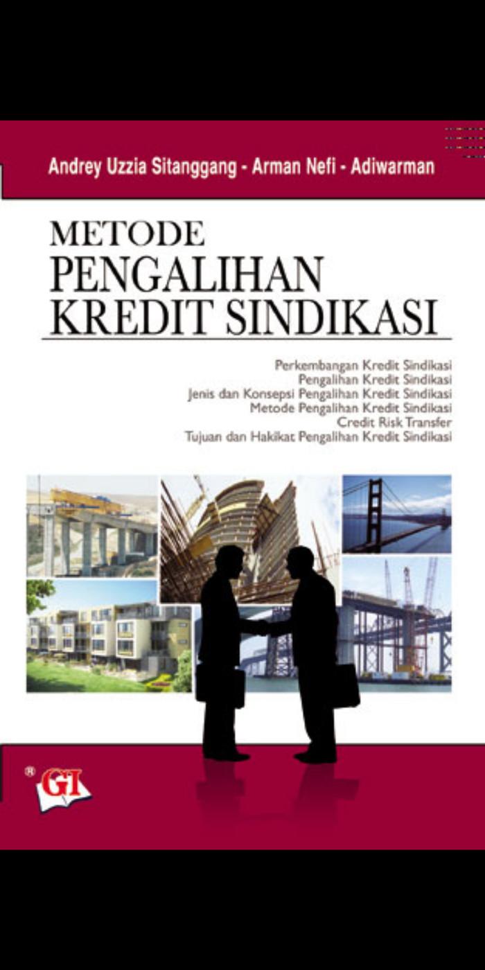 Foto Produk Metode pengalihan kredit sindikasi dari Tokobuku Rostangg