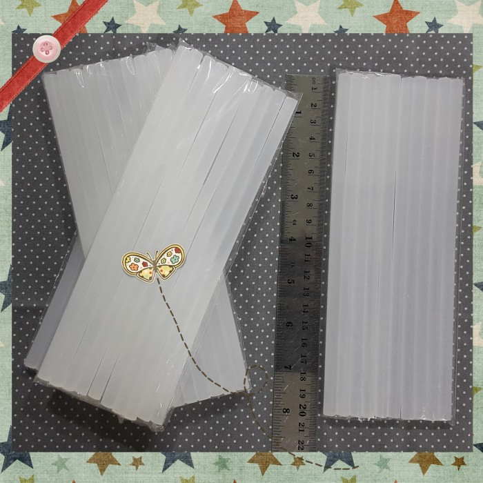 harga Lem lilin / glue stick taiwan kecil 1 kg Tokopedia.com
