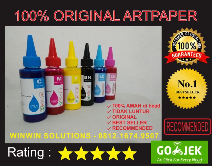 harga Best seller tinta refill artpaper original 100% aman di head Tokopedia.com