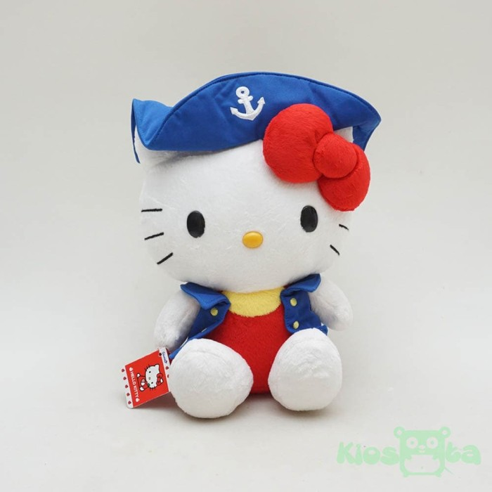 Jual Boneka Hello Kitty Kostum Sailor Original Sanrio C Kiosqta