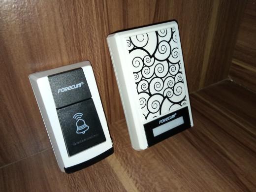 harga #bel rumah wireless anti air, bel rumah tanpa kabel 36 suara Tokopedia.com