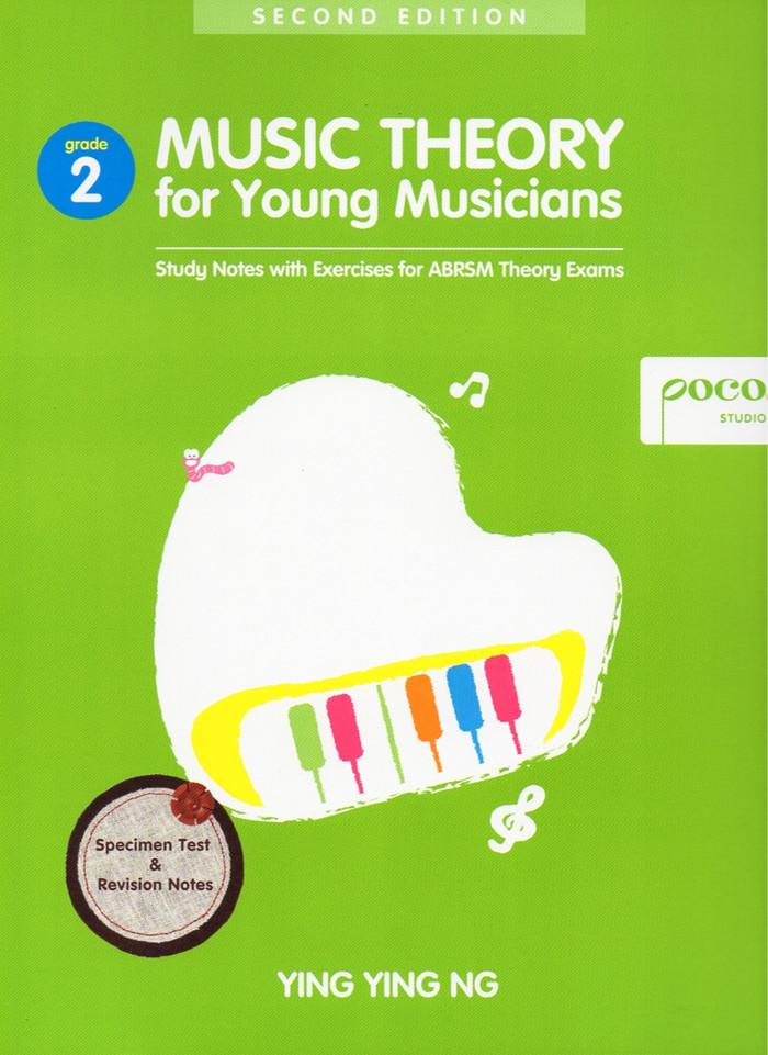 harga Music theory for young musicians grade 2 ( 2nd edition -terbaru ) Tokopedia.com