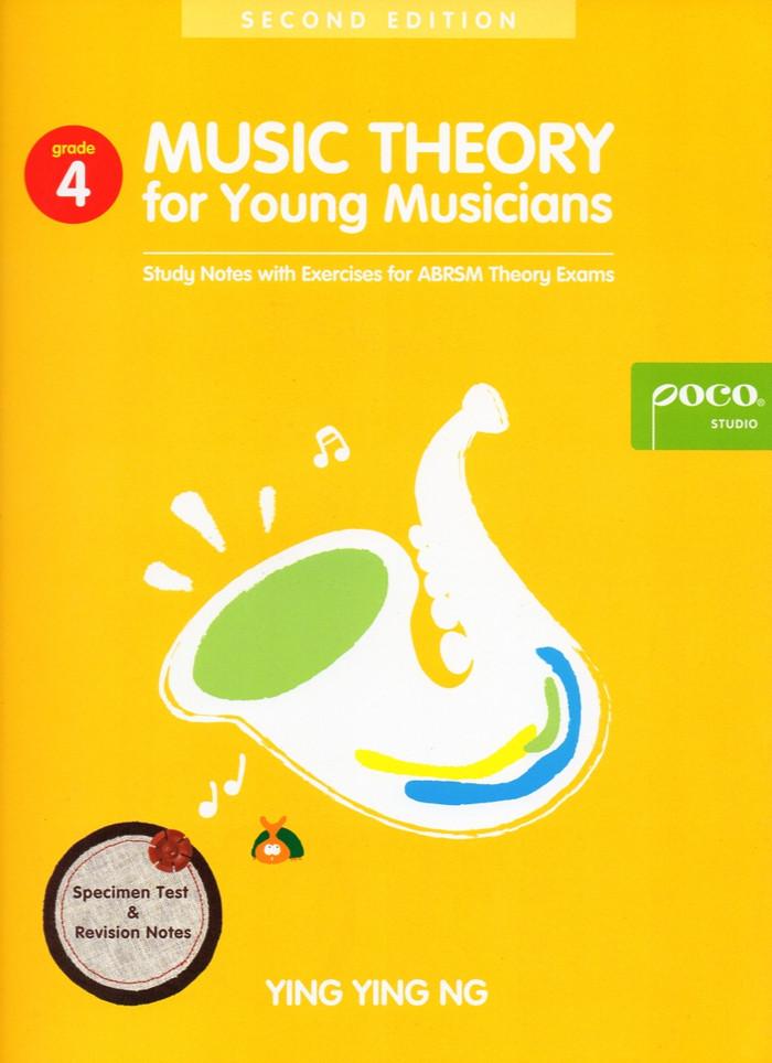 harga Music theory for young musicians grade 4 (2nd edition -terbaru ) Tokopedia.com
