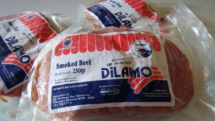 harga Dilamo smoked beef bc 250gr Tokopedia.com