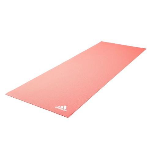 harga Adyg-10400rdfl - adidas 4mm yoga mat flash red Tokopedia.com
