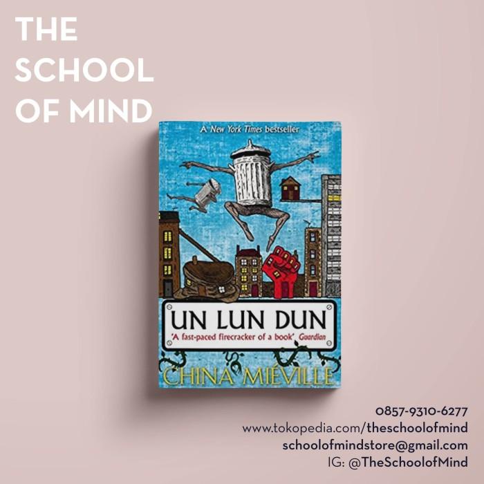 harga Un lun dun | china mieville | kindle epub ibook ipad buku novel iphone Tokopedia.com